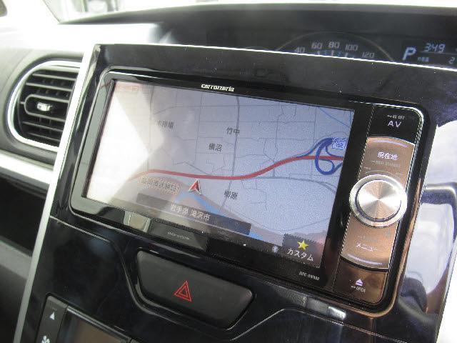 カスタムX トップエディションSAIII 4WD 社外フルセグナビ バックカメラ LEDオートライト オートハイビーム(10枚目)