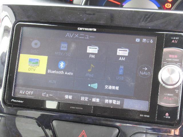 カスタムX トップエディションSAIII 4WD 社外フルセグナビ バックカメラ LEDオートライト オートハイビーム(11枚目)