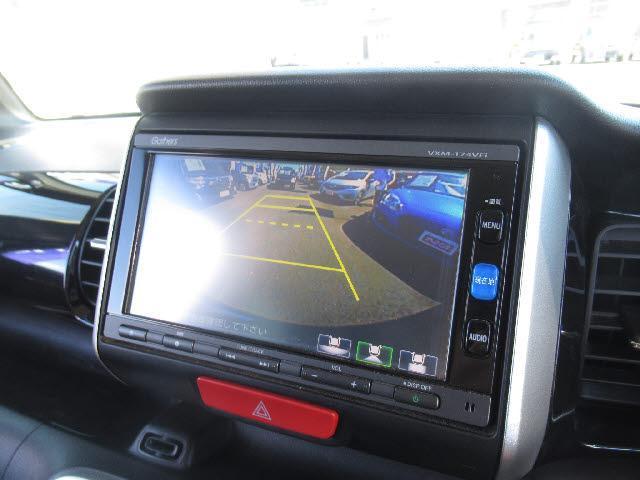 G ターボSSブラックスタイルパッケージ 4WD シティブレーキ 純正フルセグメモリーナビ 両側パワースライドドア HIDオートライト(13枚目)