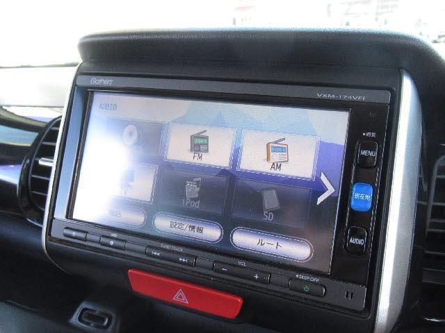 G ターボSSブラックスタイルパッケージ 4WD シティブレーキ 純正フルセグメモリーナビ 両側パワースライドドア HIDオートライト(14枚目)