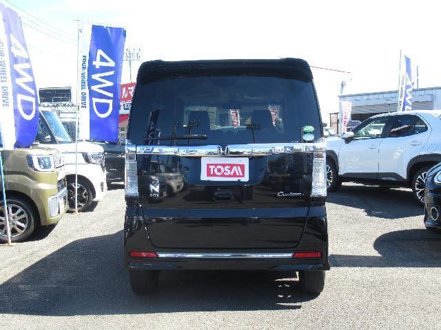 G ターボSSブラックスタイルパッケージ 4WD シティブレーキ 純正フルセグメモリーナビ 両側パワースライドドア HIDオートライト(26枚目)