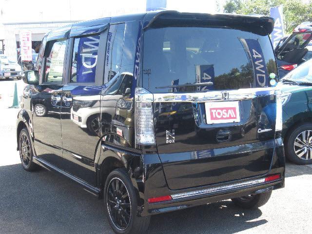 G ターボSSブラックスタイルパッケージ 4WD シティブレーキ 純正フルセグメモリーナビ 両側パワースライドドア HIDオートライト(27枚目)