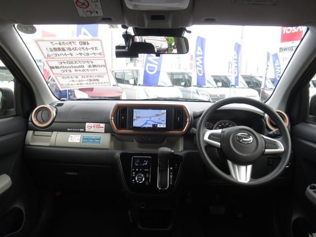 シルク SAIII 4WD 社外SDナビ バックカメラ LEDオートライト シートヒーター(5枚目)
