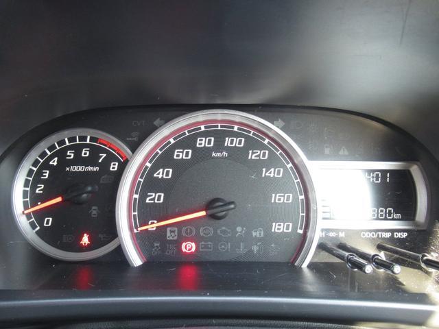 シルク SAIII 4WD 社外SDナビ バックカメラ LEDオートライト シートヒーター(7枚目)