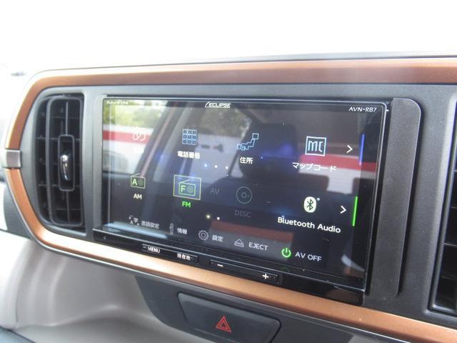 シルク SAIII 4WD 社外SDナビ バックカメラ LEDオートライト シートヒーター(11枚目)