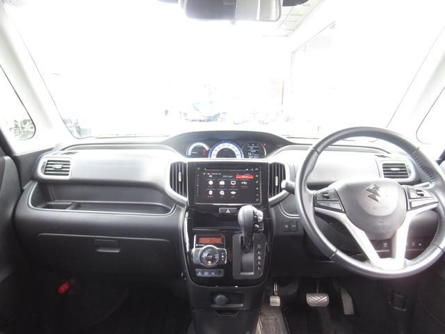 ハイブリッドMV 4WD デュアルカメラブレーキサポート 全方位モニター 純正フルセグナビ パワースライドドア(5枚目)