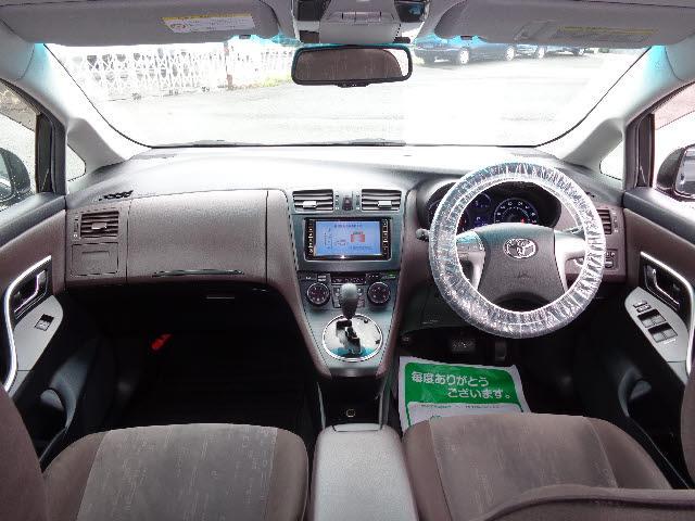 トヨタ マークXジオ 240G 純正フルセグHDDナビ オートエアコン HID