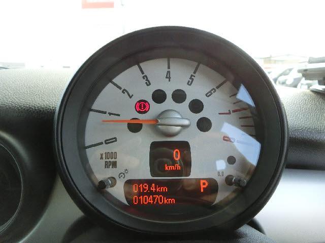 MINI MINI ONE 純正CD ワンオーナー車 禁煙車 6速AT DSC