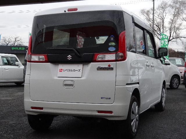 スズキ スペーシア 4WD G デュアルカメラブレーキサポート