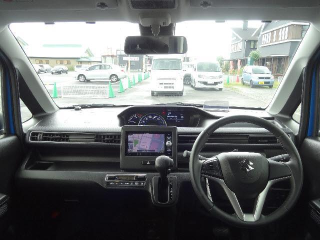 スズキ ワゴンR 4WD ハイブリッドFZ 新品カロッツェリア製フルセグナビ付