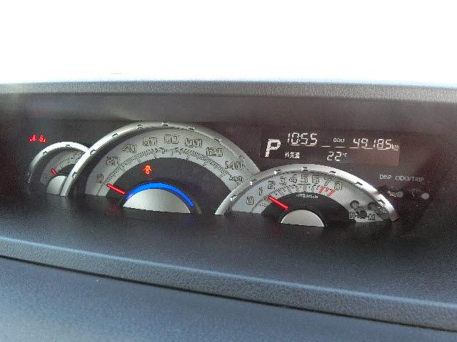 ダイハツ ウェイク 4WD XターボSA ストラーダフルセグSDナビ