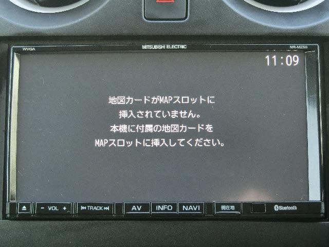 4WD X FOUR 三菱製ナビ エマージェンシーブ(4枚目)