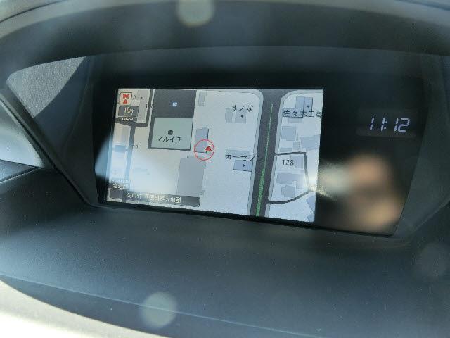 アブソルート 純正HDDインターナビ マルチビューモニター(6枚目)