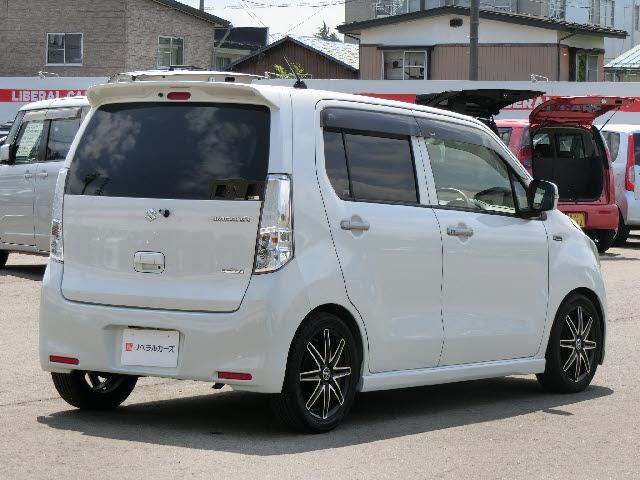 「スズキ」「ワゴンR」「コンパクトカー」「岩手県」の中古車2
