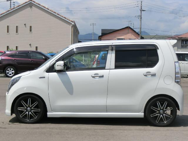 「スズキ」「ワゴンR」「コンパクトカー」「岩手県」の中古車25