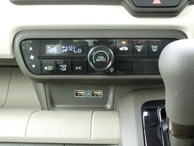 Lホンダセンシング 届出済未使用車 LEDヘッドライト(4枚目)