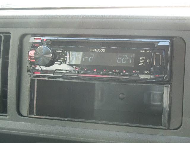 4WD X 社外CD キーレスエントリー ETC 寒冷地仕様(7枚目)