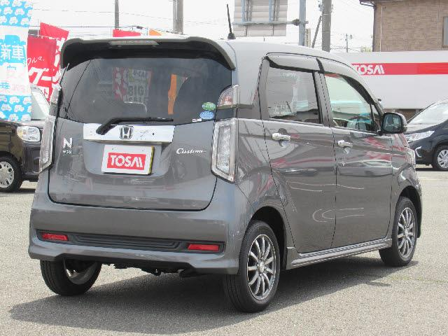 「ホンダ」「N-WGNカスタム」「コンパクトカー」「岩手県」の中古車2
