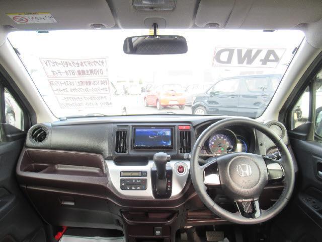 「ホンダ」「N-WGNカスタム」「コンパクトカー」「岩手県」の中古車3