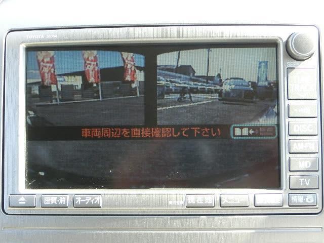 トヨタ アルファードハイブリッド Gエディション4WD 純正フルセグHDDナビTV 1オーナー