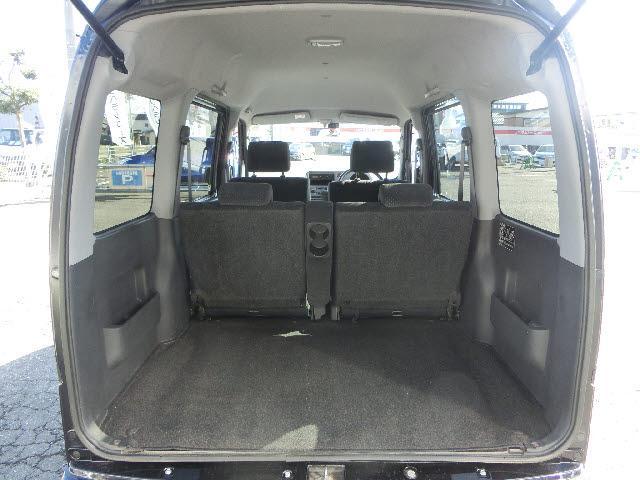 ダイハツ アトレーワゴン カスタムターボRSブラックED 4WD HID 1オーナー