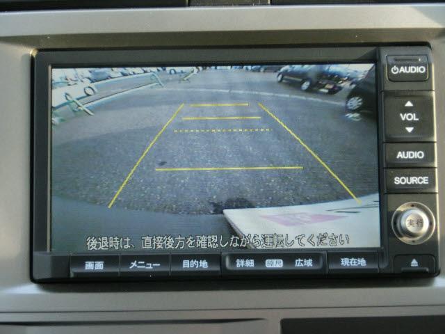 ホンダ ゼストスパーク G HDDインターナビ スマートキー ワンオーナー