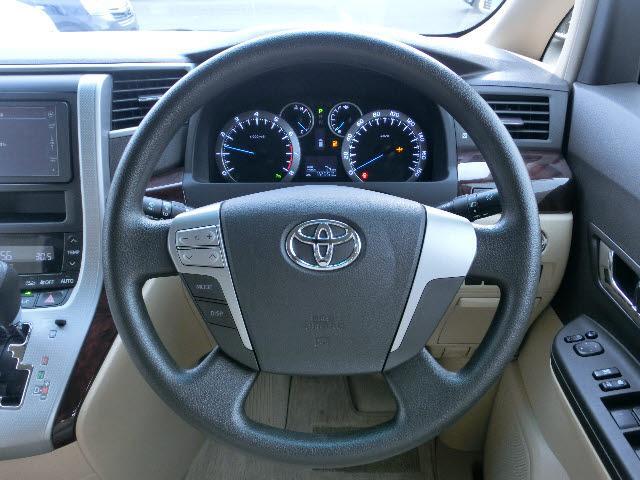トヨタ ヴェルファイア 2.4X 4WD 左側パワースライドドア