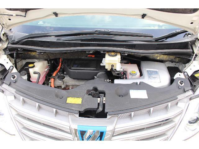 トヨタ アルファードハイブリッド X 4WD ツインムーンルーフ ケンウッドフルセグナビ