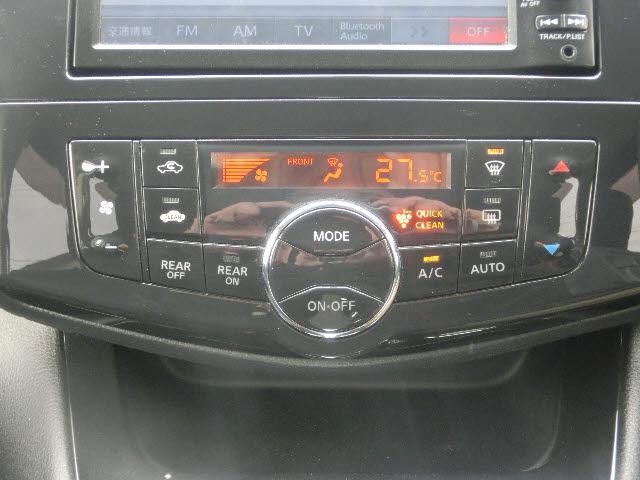 日産 セレナ ハイウェイスターV-SLC 4WD 純正フルセグSDナビTV