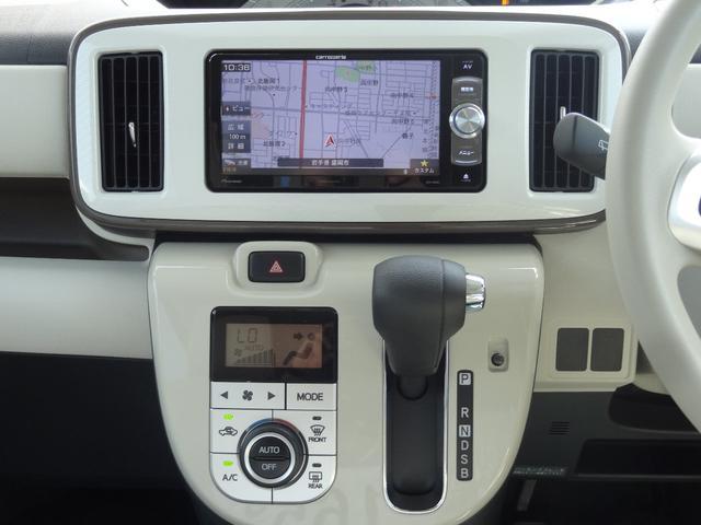 ダイハツ ムーヴキャンバス X-LTDメイクアップSAIII 4WD 届出済未使用車