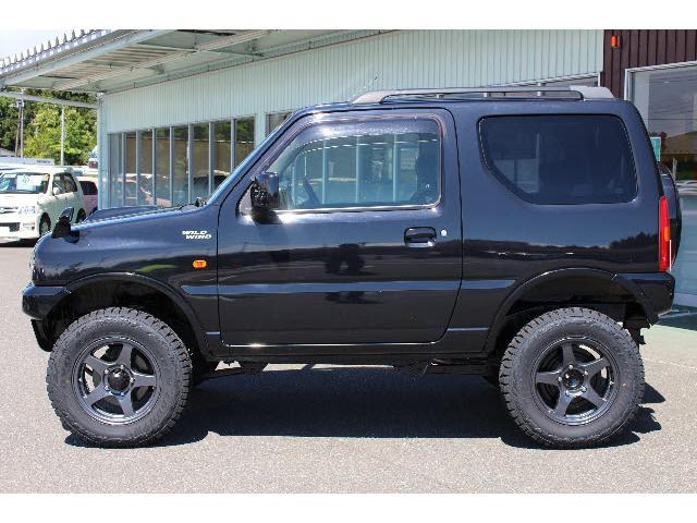 4WD ワイルドウィンド リフトアップ ワンオーナー(19枚目)