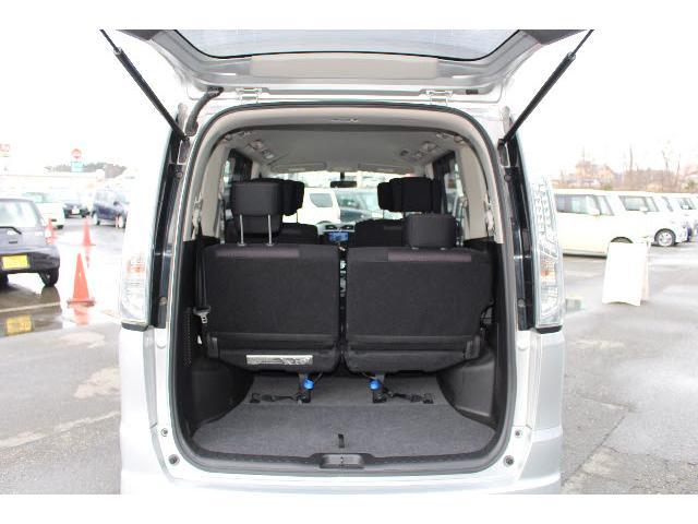 4WD ハイウェイスターVエアロモード SDナビバックカメラ(19枚目)