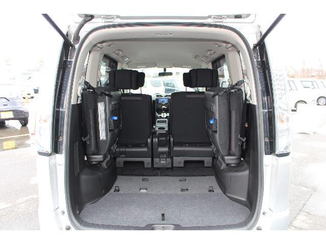 4WD ハイウェイスターVエアロモード SDナビバックカメラ(20枚目)