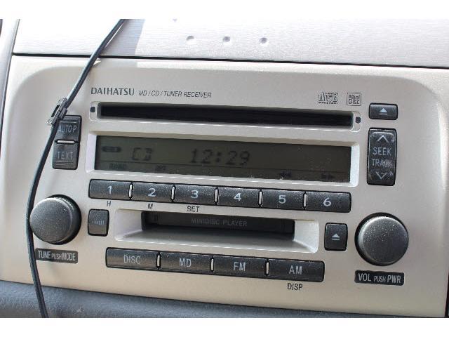 クール 4WD 純正CD 純正エアロ 社外14AW ABS(4枚目)