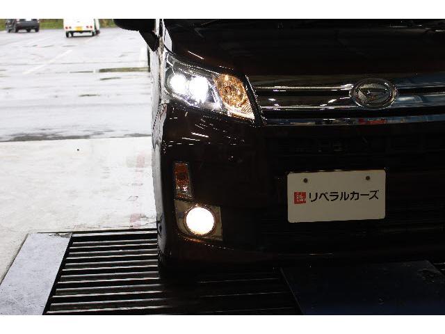 4WD カスタムRS SA純正SDナビフルセグ LEDライト(19枚目)