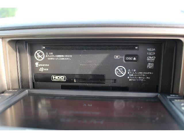 4WD GナビPKG 純正HDDナビ 左側オートSD(6枚目)