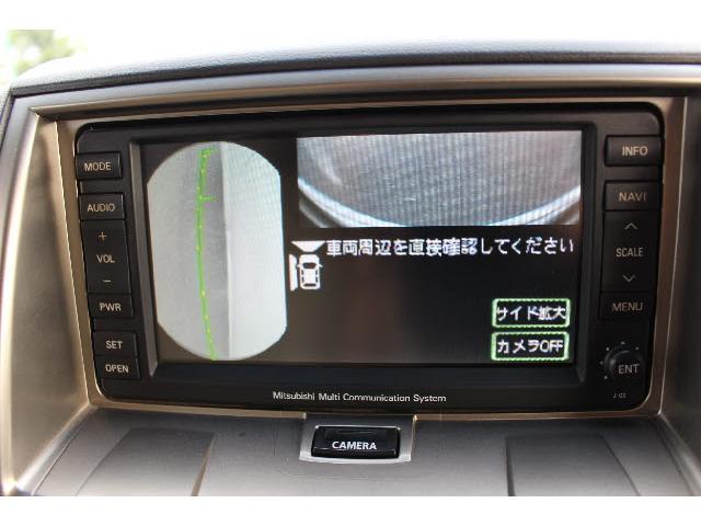 4WD GナビPKG 純正HDDナビ 左側オートSD(9枚目)
