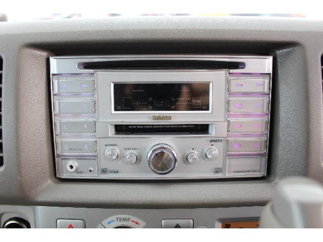 4WD PZターボ クラリオン製CD/MD パワースライド(4枚目)