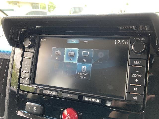 ローデスト G プレミアム 4WD ロックフォードサウンド 純正メモリーナビ フルセグ CD/DVD再生 フリップダウンモニター フロント&バック&サイドカメラ クルコン 両側パワスラ パワーバックドア ETC パドルシフト(5枚目)