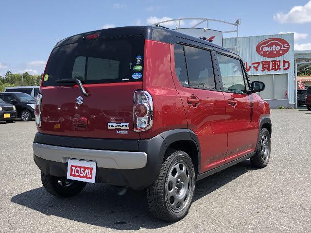 Xターボ 4WD デュアルカメラブレーキサポート 横滑り防止 カロッツェリア製フルセグSDナビ CD/DVD再生 Bluetooth接続 HIDオートライト シートヒーター アイドリングストップ スマートキー(2枚目)