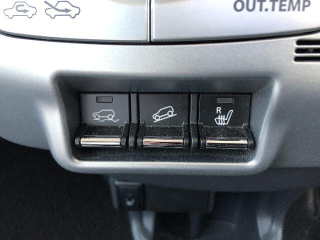 Xターボ 4WD デュアルカメラブレーキサポート 横滑り防止 カロッツェリア製フルセグSDナビ CD/DVD再生 Bluetooth接続 HIDオートライト シートヒーター アイドリングストップ スマートキー(7枚目)