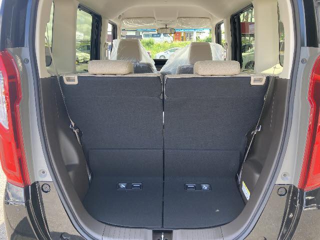 L 4WD ホンダセンシング バックカメラ付 片側パワースライドドア LEDオートライト シートヒーター 衝突軽減装置 横滑り防止 レーンアシスト レーダークルコン コーナーセンサー ステアリングスイッチ(19枚目)