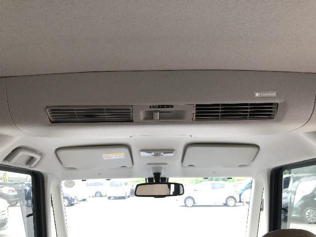 ハイウェイスター X Vセレクション 4WD 純正SDナビ CD/DVD再生 B-T接続 フルセグ 衝突軽減装置 横滑り防止 全方位モニター コーナーセンサー 両側パワスラ アイドリングストップ シートヒーター LEDオートライト(11枚目)