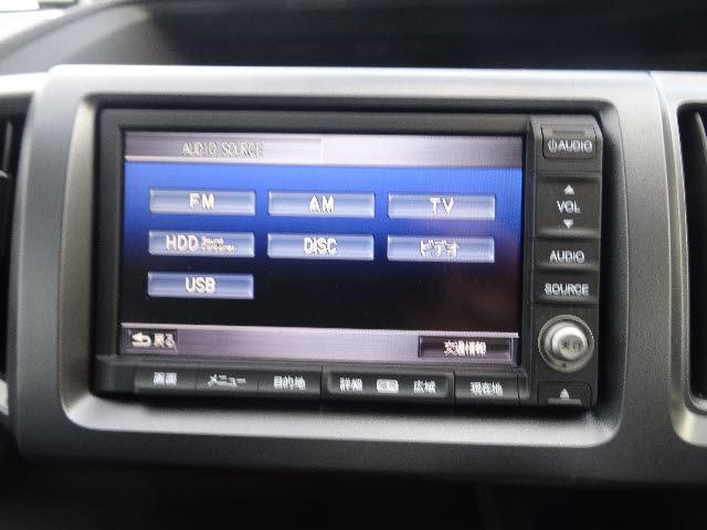 ホンダ ステップワゴン スマートスタイルED 純正HDDナビバックモニターフルセグ