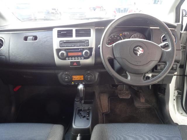 スズキ セルボ TX 4WDターボ純正CD AACスマートキーイモビライザー