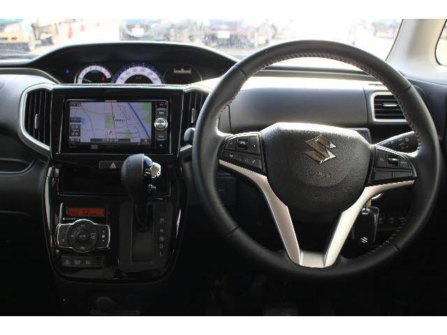 スズキ ソリオバンディット ハイブリッドMV 4WD デュアルカメラRBS両側オートSD