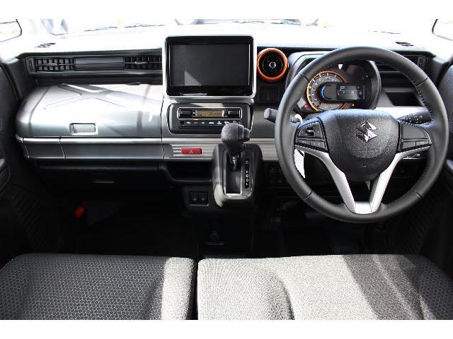ハイブリッドXZ 4WD フロアマット・バイザー付(3枚目)