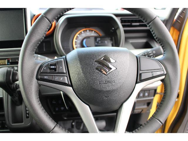 ハイブリッドXZ 4WD フロアマット・バイザー付(9枚目)