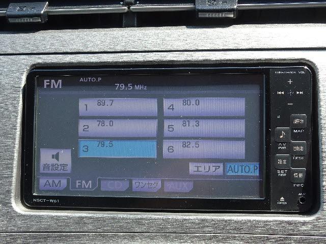 S 後期 純正SDナビ バックモニター HIDオートライト(4枚目)