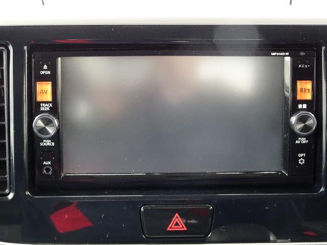 ライダーブラックライン ワンオーナー メモリーナビ DVD再生 両側電動スライド フルセグ バックカメラ ETC HIDヘッドライト スマートキー  盗難防止装置 アイドリングストップ フルエアロ オートライト(4枚目)